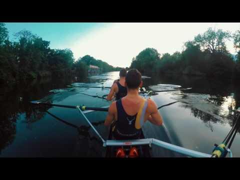 University of Surrey Boat Club (USBC) - River Thames, London - DJI Mavic Pro drone & Osmo gimbal