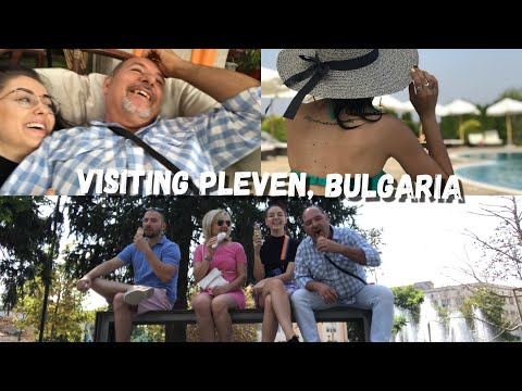 VISITING PLEVEN BULGARIA| TRAVEL VLOG #3| Liz Marie
