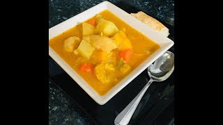 Vegetable Soup after Christmas - Non- Meat Best In The World  | Chef Ricardo Cooking