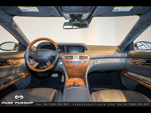 2009 mercedes benz cl65 amg for sale in mo interior for Mercedes benz cl65 amg for sale