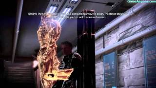 Let's Play: Mass Effect 2 [HD][PC] - Kasumi - Stolen Memory [DLC] - Part 1