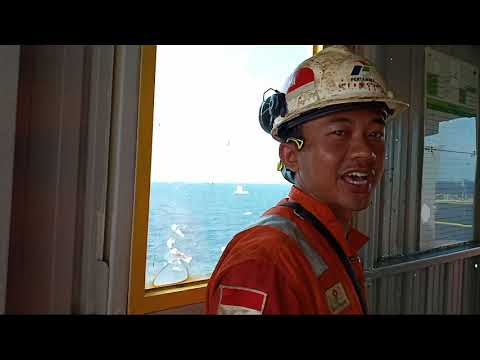 Offshore Daily Ĺife - Afternoon Activity