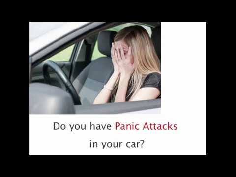 How to Stop Driving Fear, Anxiety & Panic Attacks