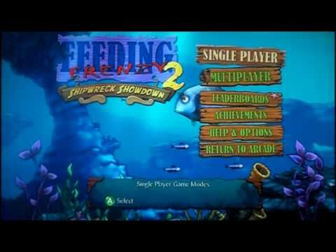 Review of Feeding Frenzy 2 for XBLA and Pc by Protomario