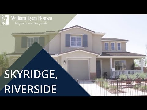 SkyRidge: New Homes in Riverside, CA