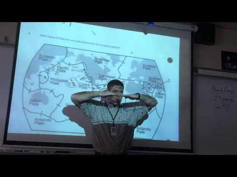 EPS 200 -- Plate Tectonics Part 1