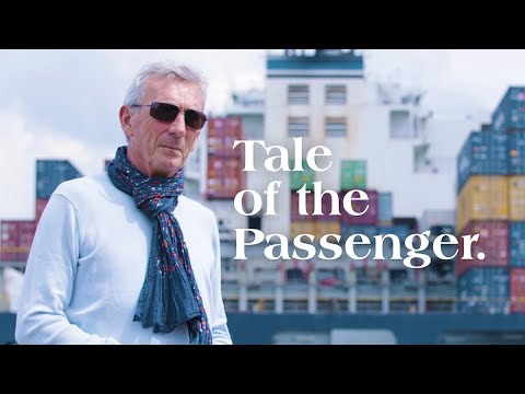 Cargo Ship Travel | Tale of the Passenger