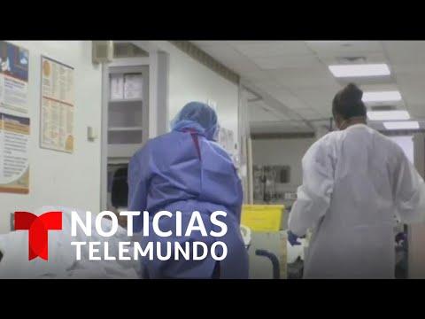 Nueva York Se Prepara Para Las Semanas Más Dolorosas Ante La Pandemia | Noticias Telemundo