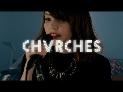 """Watch Chvrches Perform """"Bury It"""""""
