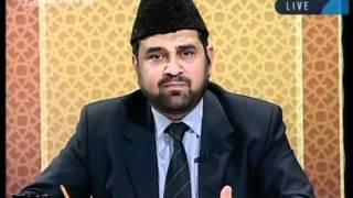 Non-Ahmadi expresses his pain for the Ahmadiyya Jamaat[1]-persented by khalid Qadiani.flv