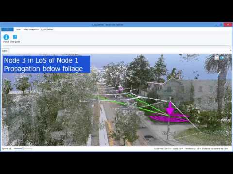 S 5GChannel LiDAR optical visibility