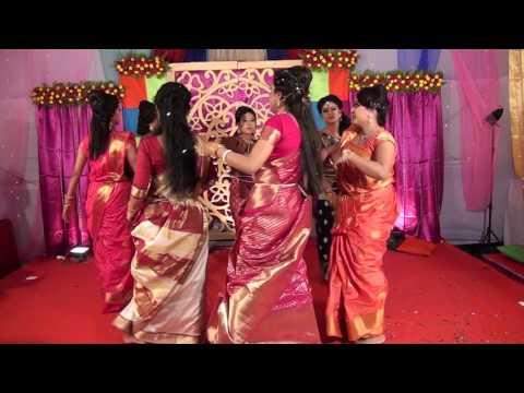 সিলেটি ধামাইল- আসবে শ্যাম কালিয়া (Traditional Sylheti Dhamail Dance)