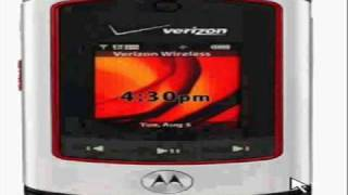 Motorola Adventure V750