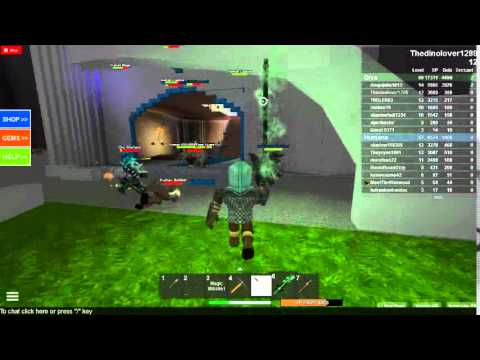 Roblox Field of Battle: Part 1: EPIC GAME! :D - YouTube