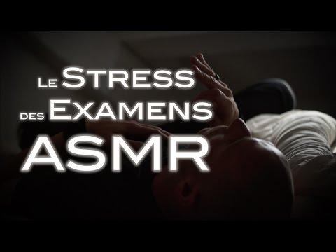 Le Stress des Examens  -ASMR Français-