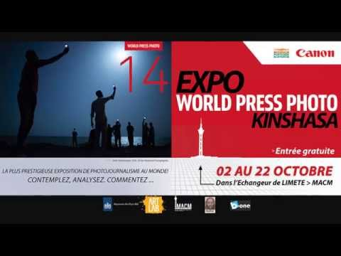Expo World Press Photo Kinshasa