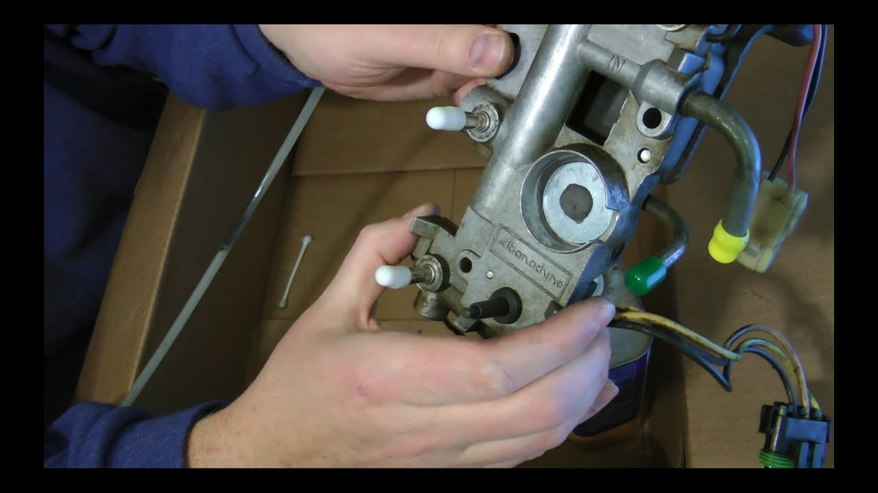 cucv 6 2 diesel part 4 fuel filter housing hole plugging [ 1280 x 720 Pixel ]