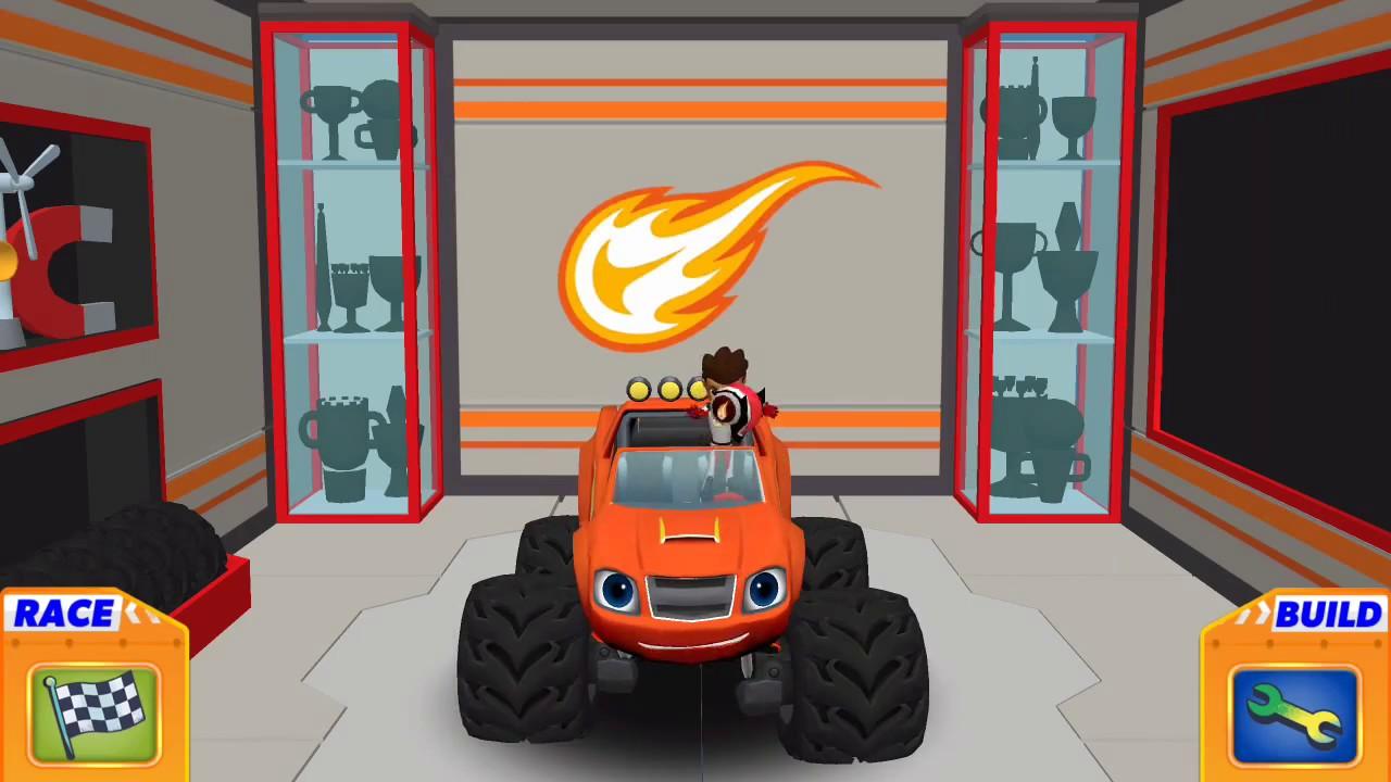 Blaze e le mega macchine italiano gioco blaze and the for Blaze e le mega macchine youtube