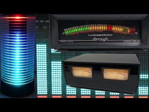 Music Meters, Displays & Analysers - More VUs