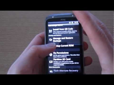 How to S-ON the HTC Desire S, Unroot, remove Revolutionary and Clockwork Mod tutorial