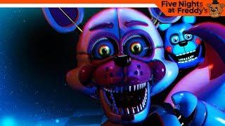 пРОШЕЛ 3 НОЧЬ  ФНАФ 5 - Five Nights at Freddy's: Sister Location 5 Прохождение на русском