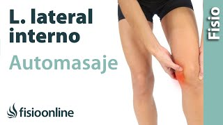 Al escaleras dolor interno rodilla bajar