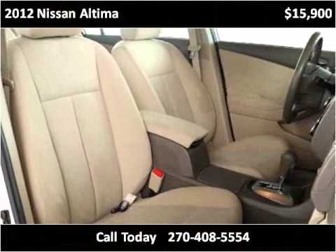 2012 Nissan Altima Used Cars Paducah Ky Youtube