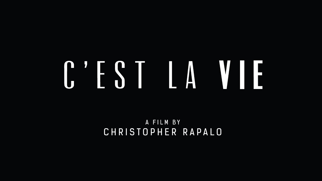 how to say c est la vie