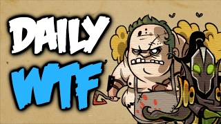 Dota 2 Daily WTF - friends for ever