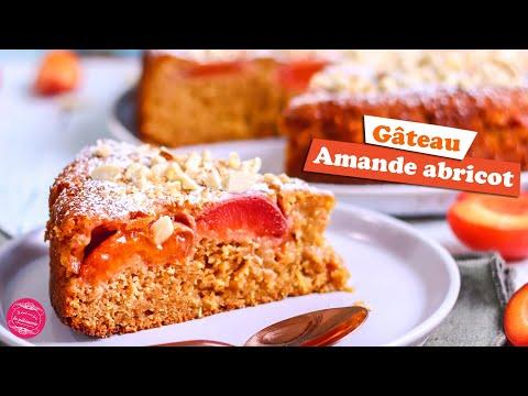 🍑-gÂteau-abricot-amandes-🍑