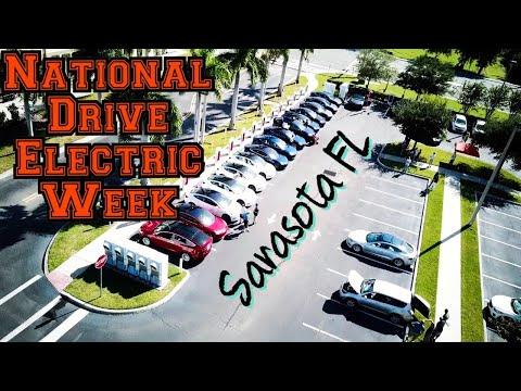 Sarasota Car Dealerships >> National Drive Electric Week 2019 Sarasota Fl Youtube