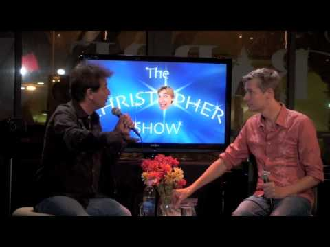 The Christopher Show Interview w/Adrian Zmed 09/30/2010