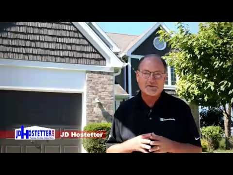 JD Hostetter & Associates - Indianapolis Siding Contractor - YouTube