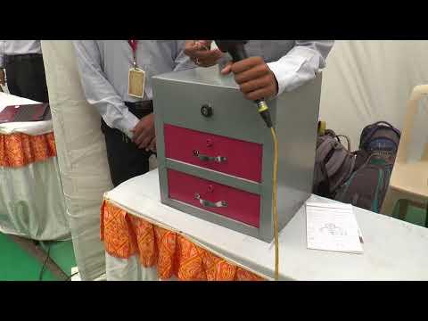 Banking locker security system PART 2 SHARAD STARTUP SITCOE