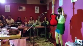 Virginia Maestro en La Otra Casa (Cartagena)