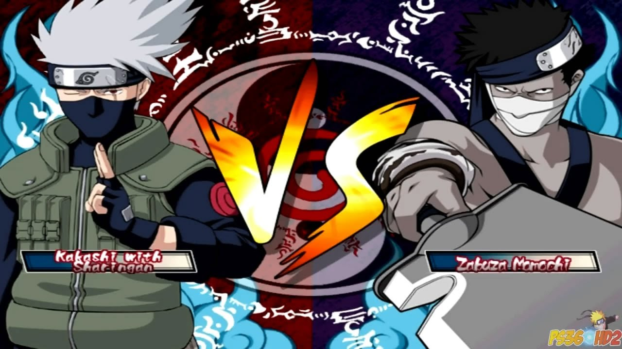 Naruto Clash Of Ninja Series : Naruto clash of a ninja story mode playthrough part