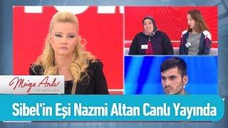 Sibel'in eşi Nazmi Altan canlı yayında - Müge Anlı ile Tatlı Sert 14 Ekim 2019