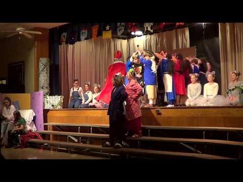 Pulaski Road Elementary - Cinderella part 1