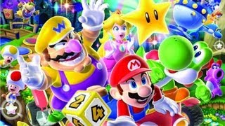 CGRundertow MARIO PARTY 9 for Nintendo Wii Video Game Review