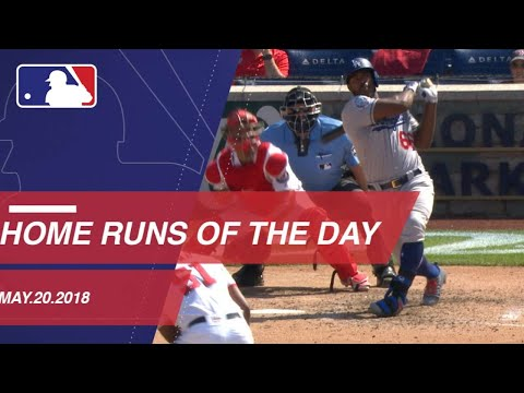 Home Runs of the Day: May 20, 2018