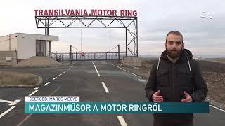 Magazinműsor a motor ringről – Erdélyi Magyar Televízió