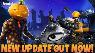 New Fortnite Vehicle! Jack Gourdon Skin Coming Soon! Road to 2k Subs!