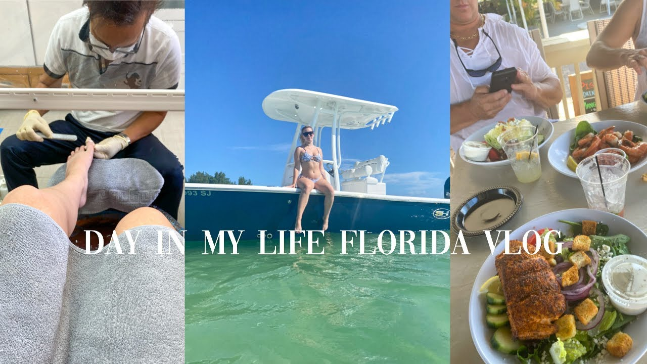 DAY IN MY LIFE FLORIDA VLOG