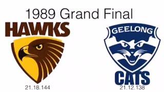 All VFL/AFL Grand Finals 1897-2018