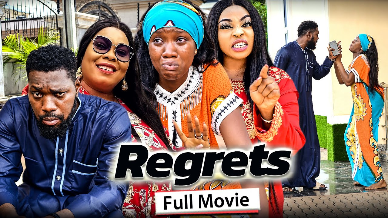 Download REGRETS (Full Movie) Chinenye Nnebe/Jerry William/Chinyere 2021 Latest Nigerian Nollywood Full Movie