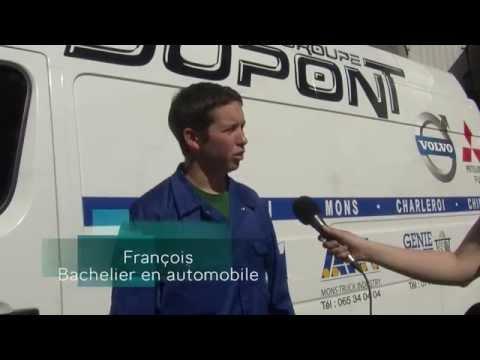 HELHa - Bachelier automobile (Poids lourds)