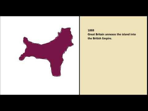 History of Christmas Island