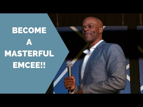 How to Emcee