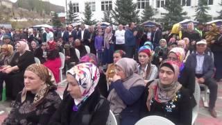 В Унцукульском районе прошло праздничное мероприятие, посвященное 135 - летию Махача Дахадаева.