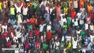 Nigeria vs Algeria 3-1 Russia 2018 World Cup Qualifier.